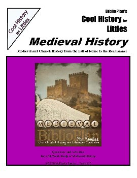 BP Medieval Cool History for Littles
