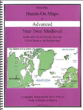 BP Medieval History Hands-On Maps Advanced