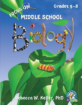 Focus On Middle School Biology Text