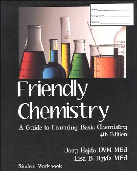 Friendly Chemistry Student Workbook
