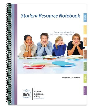 Student Resource Notebook, Spiral Bound Book