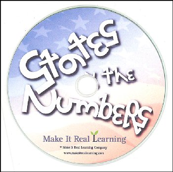 States by the Numbers CD