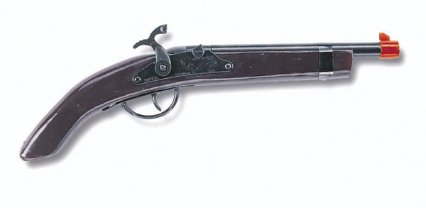 Civil War Pistol (Frontier Pistol)