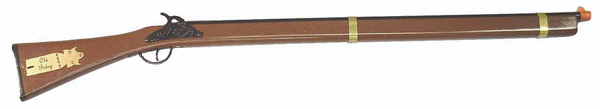 Crockett's Old Betsy (Frontier Rifle)