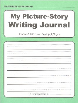 My Picture Story Writing Journal - Grades 1-4
