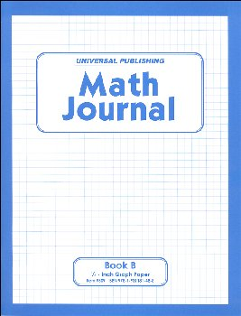 Math Journal - Book B, Grades 4 & Up