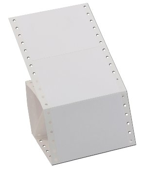"Set of 10 White Mailing Labels - (3"" x 4"")"