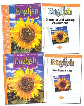 Houghton Mifflin English: Grade 2 Homeschool Kit