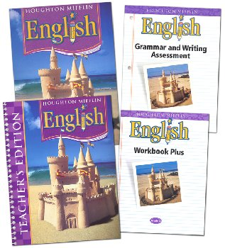 Houghton Mifflin English: Grade 3 Homeschool Kit