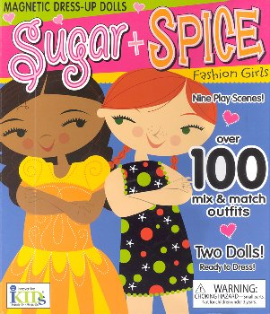 Sugar & Spice: Fashion Girls