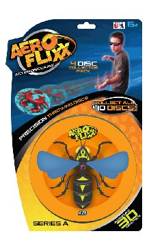 Aero Flixx Card 4 Pack