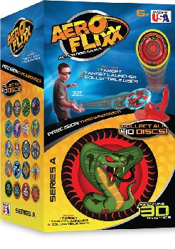 Aero Flixx Deluxe Set (1 Player)
