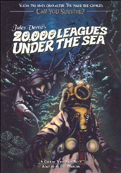 Jules Verne's 20,000 Leagues Under the Sea (Can Your Survive?)