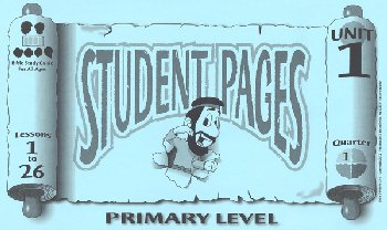 Primary Student Pages for Lessons 001-26