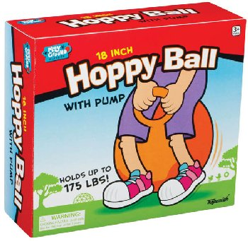 18 Inch Hoppy Ball (with pump)