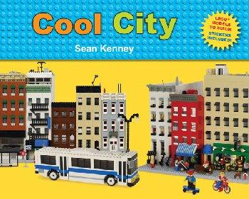 Cool City Lego Book