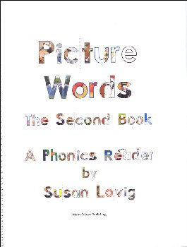 Picture Words - Book Two (A Phonics Reader)