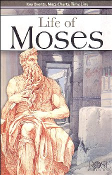 Life of Moses Pamphlet