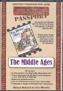 History Through the Ages Project Passport: Middle Ages