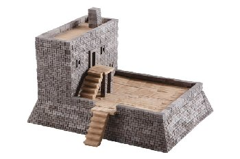 Fort Matanzas 1100 Piece Construction Set