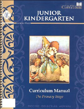 Junior Kindergarten Curriculum Manual