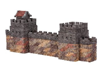 Great Wall of China 2550 Piece Construction Set