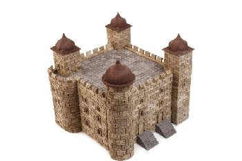 Tower of London 2000 Piece Construction Set