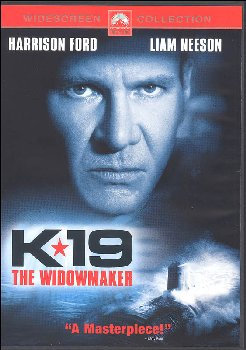 K-19 Widowmaker DVD