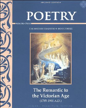 Poetry Book III:Romantic to Victorian Age 2ED