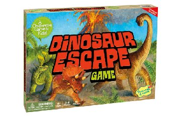 Dinosaur Escape Game