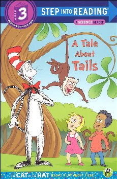 Tale About Tails (Step into Reading Level 3)