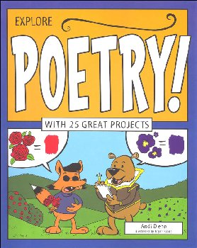 Explore Poetry! With 25 Great Projects