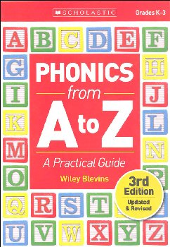 Phonics From A to Z 3rd Edition