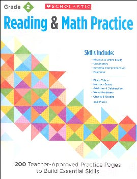 Reading and Math Practice Grade 2