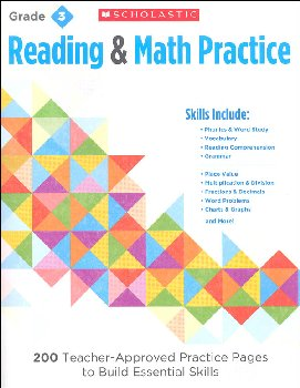 Reading and Math Practice Grade 3