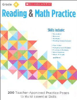 Reading and Math Practice Grade 4