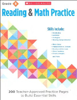 Reading and Math Practice Grade 5