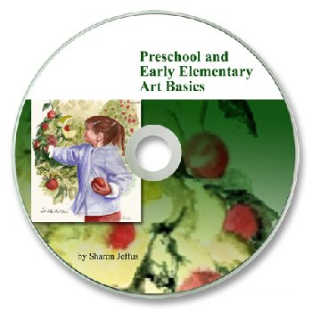 Preschool and Early Elementary Art Basics CD
