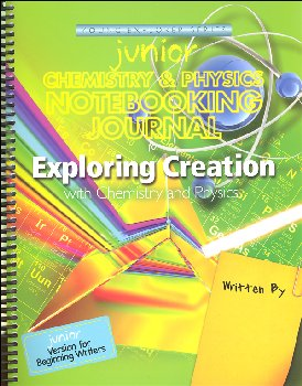 Junior Chemistry & Physics Notebooking Journal