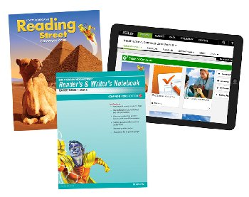 Reading Street Homeschool Package Grade 6