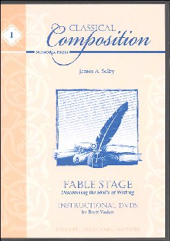 Classical Composition I: Fable Stage DVD