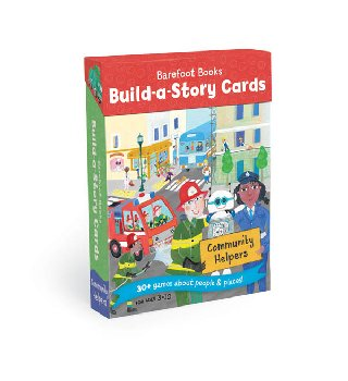 Build-a-Story Cards: Community Helpers
