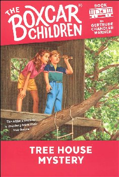 Tree House Mystery (Boxcar Children #14)