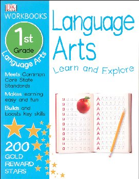 DK Workbooks: Language Arts Grade 1
