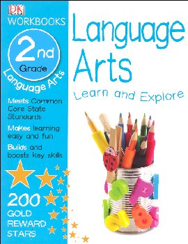 DK Workbooks: Language Arts Grade 2