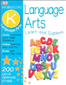 DK Workbooks: Language Arts Grade K