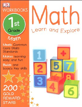 DK Workbooks: Math: Learn and Explore Grade 1