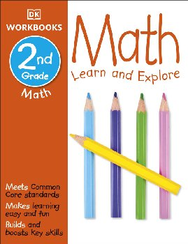 DK Workbooks: Math: Learn and Explore Grade 2