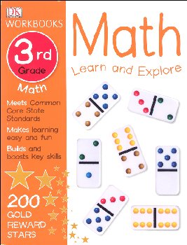 DK Workbooks: Math: Learn and Explore Grade 3