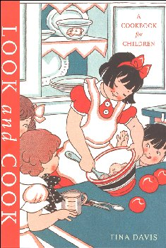 Look and Cook - Cookbook for Children